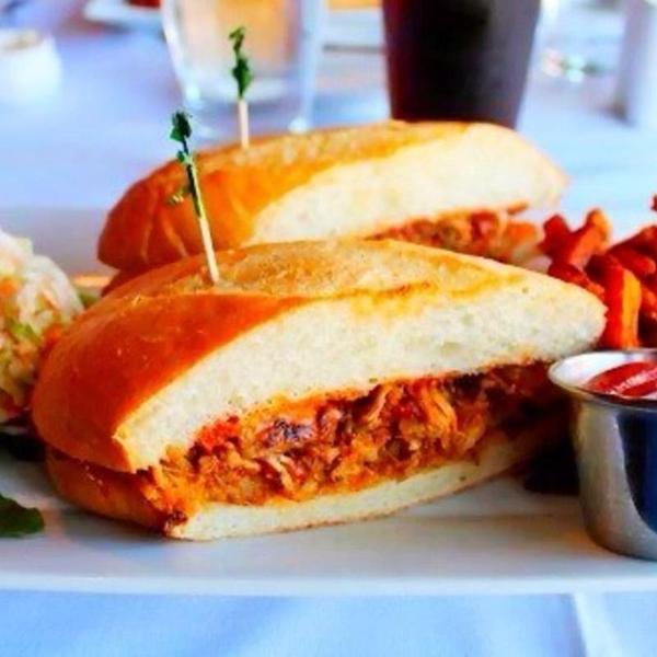 Bbq Pulled Pork Sandwich Country Kitchen View Online Menu And Dish Photos At Zmenu