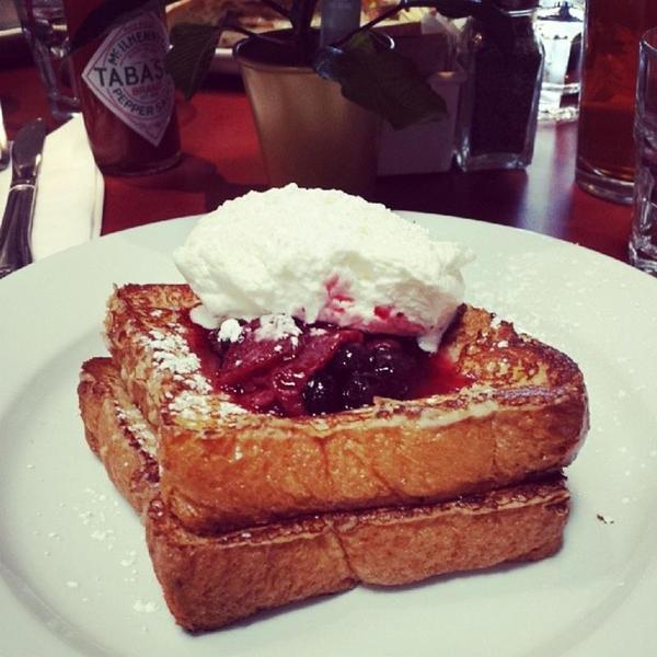 79e2d4eb2 Brioche French Toast - Napa General Store, View Online Menu and Dish ...