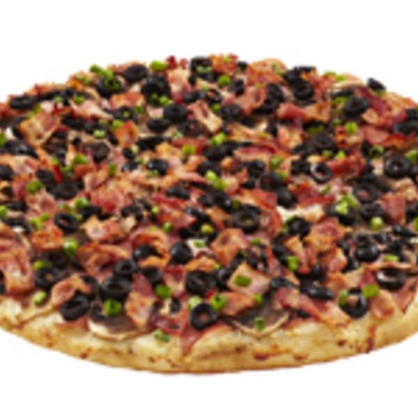 sizzlin' bacon classic - mountain mike's pizza, view online menu and