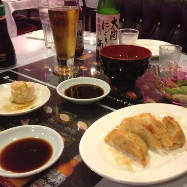 Gyoza Tokyo Garden View Online Menu And Dish Photos At Zmenu