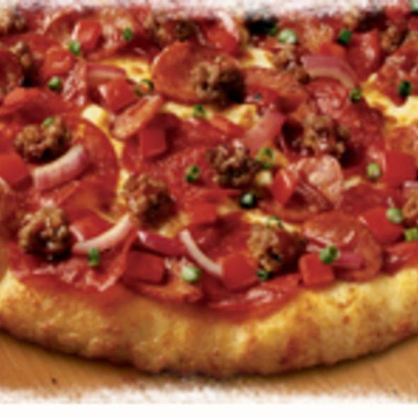 Smokehouse Combo Round Table Pizza View Online Menu And Dish - Round table pizza online