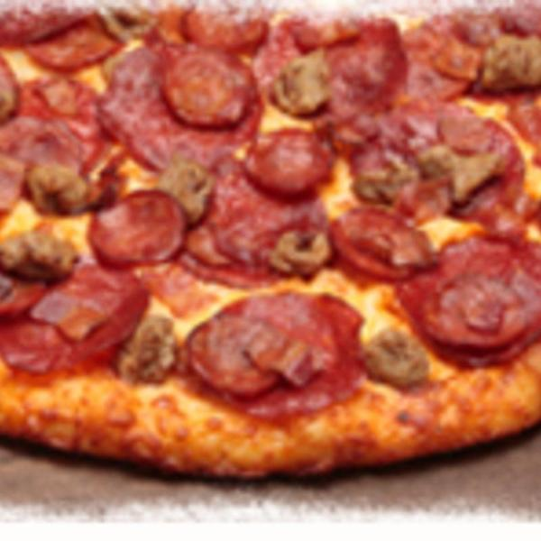 UltiMeat Round Table Pizza View Online Menu And Dish Photos At Zmenu - Round table pizza online