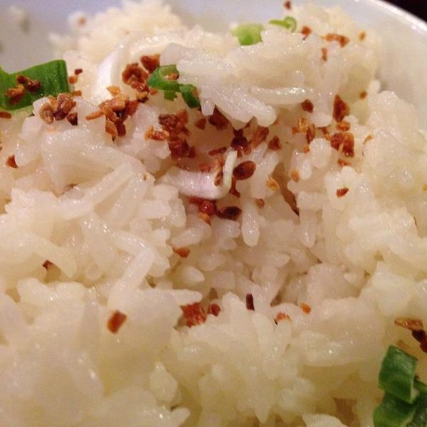 Garlic Rice. «