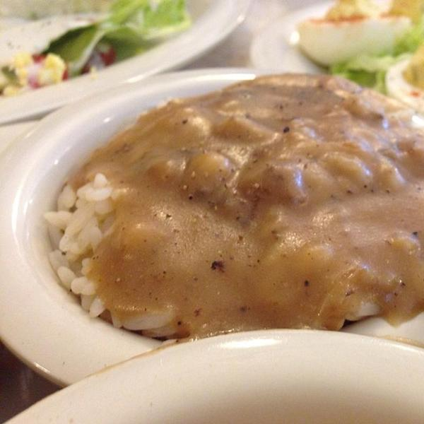 Rice And Gravy - Mary Mac\'s Tea Room, View Online Menu and Dish ...