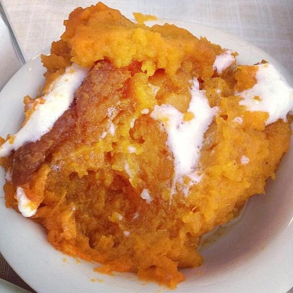 Sweet Potato Soufflé - Mary Mac\'s Tea Room, View Online Menu and ...
