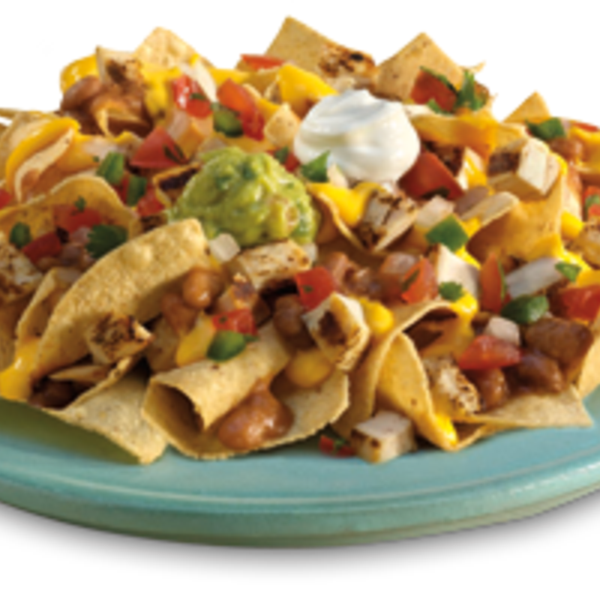 Super Nachos Super-nachos Chicken
