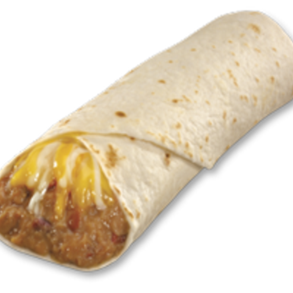 BEAN & CHEESE BURRITO - Carl's Jr., View Online Menu and ...