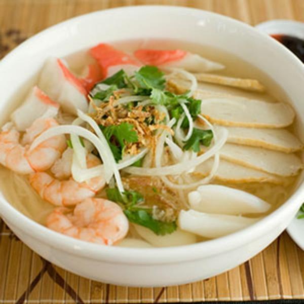 Hủ Tiếu Hải Sản 海 鮮 粗 粗 粉 Pho Huynh Hiep 5 Kevins Noodle House View Online Menu And Dish Photos At Zmenu