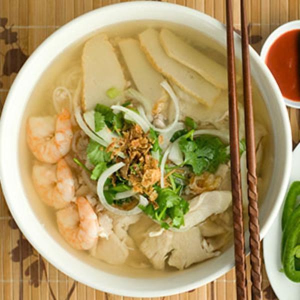 Hủ Tiếu 粿 條 粗 粉 Pho Huynh Hiep 5 Kevins Noodle House View Online Menu And Dish Photos At Zmenu