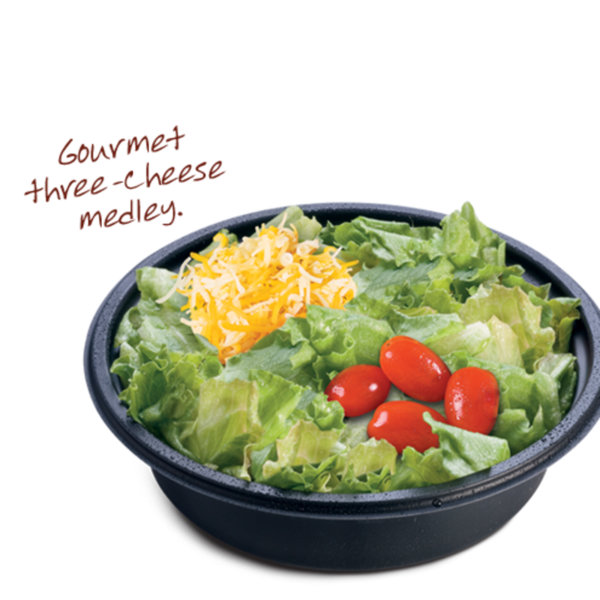 Garden Side Salad - Burger King, View Online Menu and Dish Photos at ...