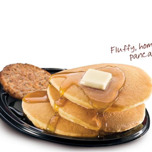 Pancakes Sausage Platter Burger King View Online Menu and Dish
