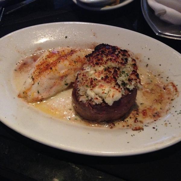 Filet Lobster Ruths Chris Steak House View Online Menu And
