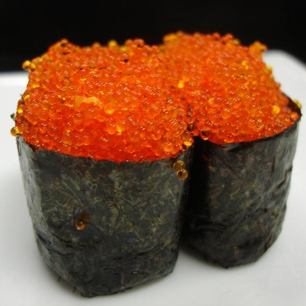 Flying Fish Roe Sushi Tobiko - flying fish roe