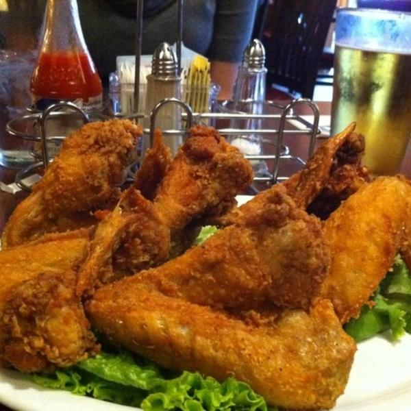 Chicken Wings Jacks Family Kitchen View Online Menu And
