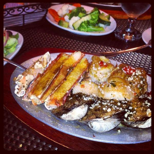 Greek Combo Psari Seafood Restaurant Bar View Online