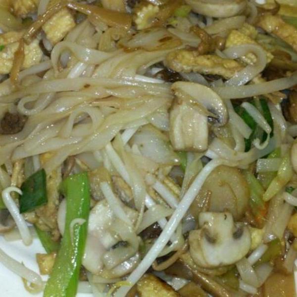 Pho Ap Chao Chay Mem 素菜炒河 Thien Long Vietnamese