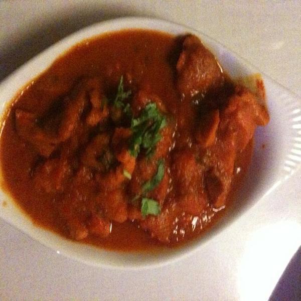 Chicken Vindaloo - Kathmandu Kitchen, View Online Menu and Dish ...
