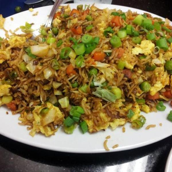 prawn fried rice - Himalayan Kitchen
