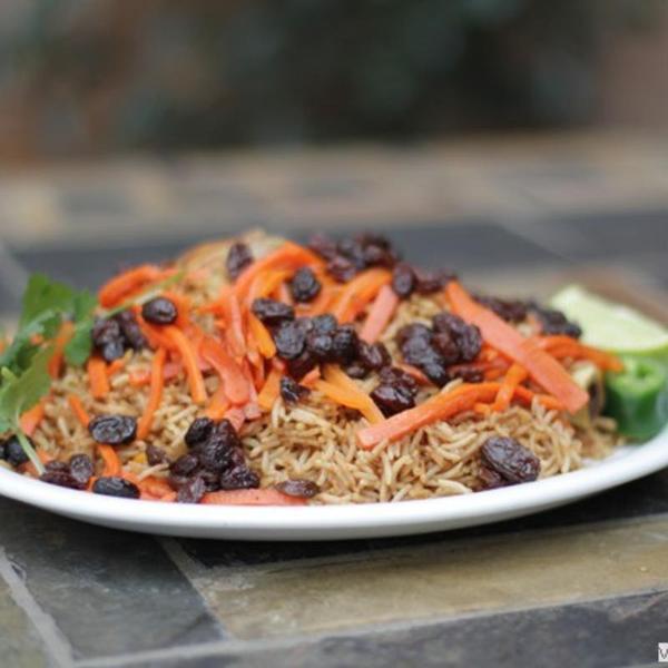 Qabili pallow de afghanan kabob cuisine view online for Afghan cuisine fremont