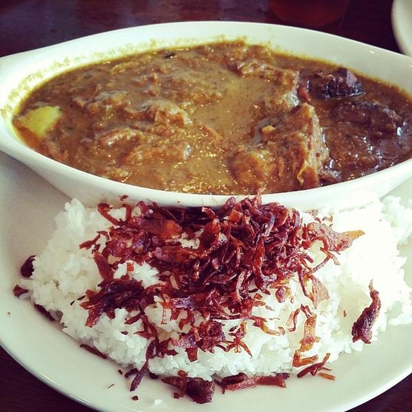 Curry Beef Stew - Savoy Kitchen, View Online Menu and Dish Photos at ...