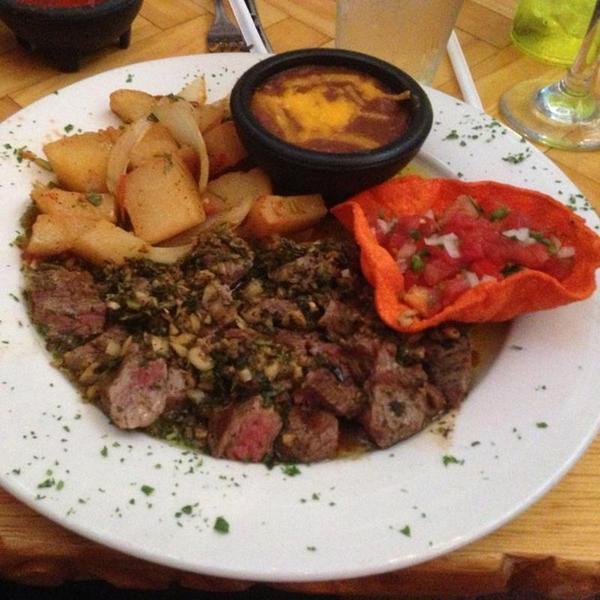 Steak Argentina Desperados Mexican Restaurant View Online Menu And Dish Photos At Zmenu