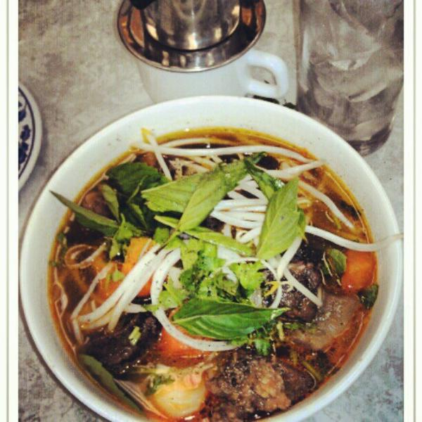 Hu Tieu Bo Kha Pho Ha Vietnamese Restaurant View Online