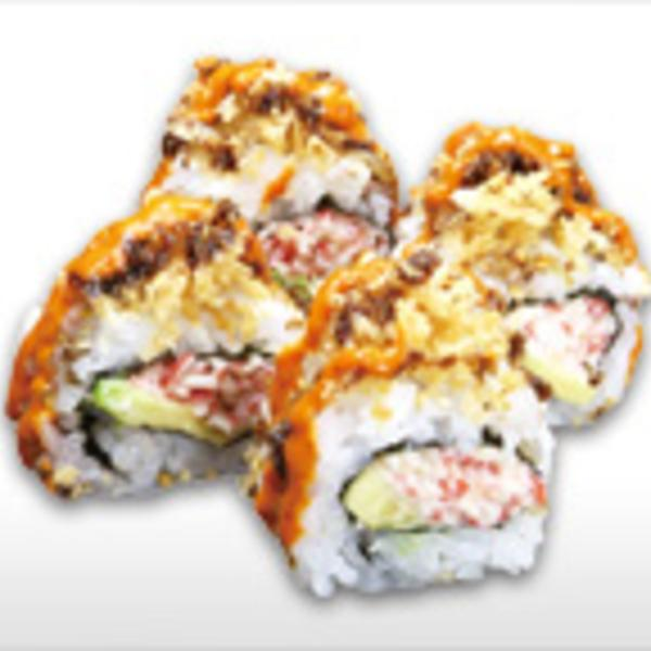 Golden Crunchy Roll