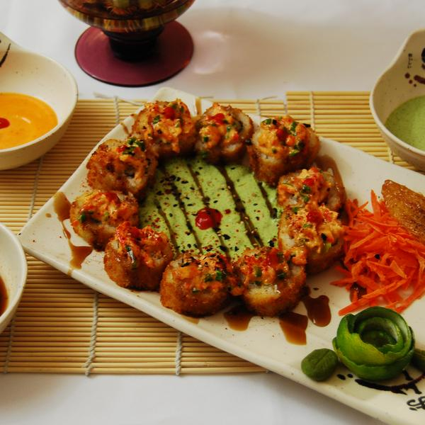 EMPERADOR - El Sushi Loco, View Online Menu and Dish Photos at Zmenu