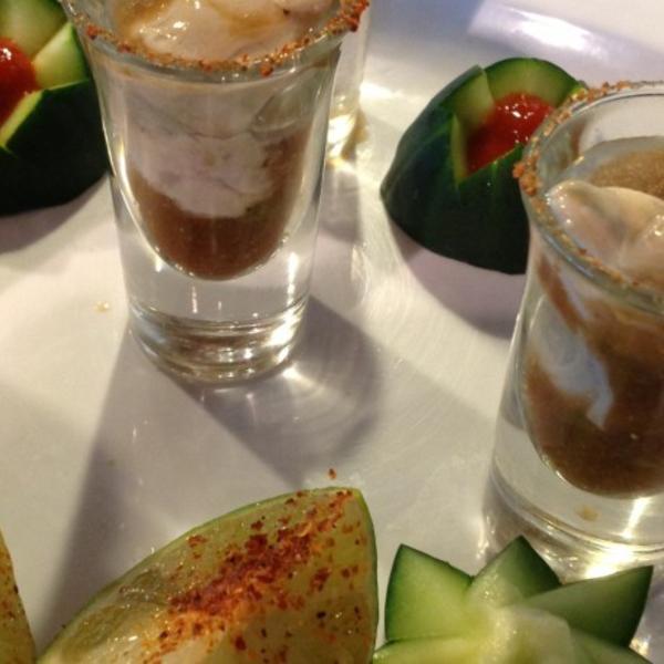 Oyster Shots - El Sushi Loco, View Online Menu and Dish Photos at ...