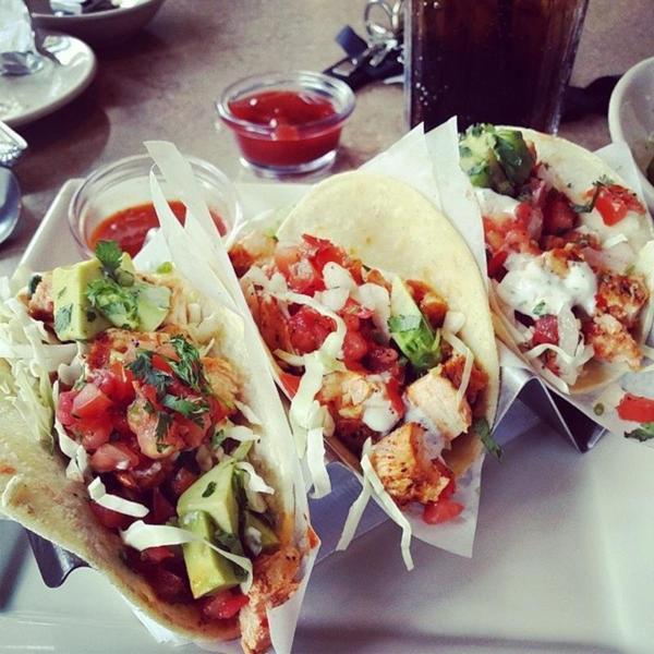 Skinnylicious Soft Tacos The Cheesecake Factory View Online Menu