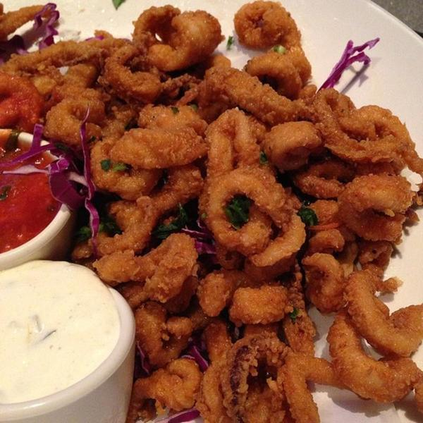 Fried Calamari Cheesecake Factory View Online Menu And