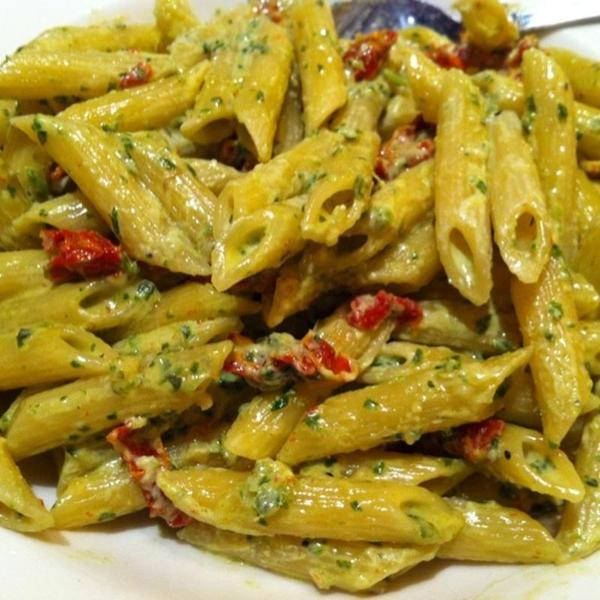 Pesto Cream Penne California Pizza Kitchen At Cerritos View Online Menu And Dish Photos At Zmenu