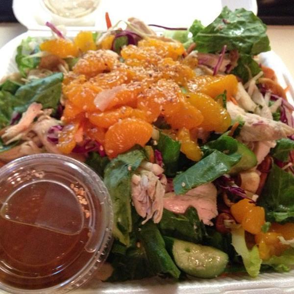 Chinese En Salad