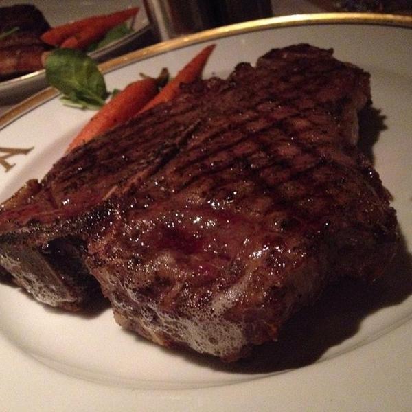 Porterhouse Cattlemens Restaurant View Online Menu And Dish