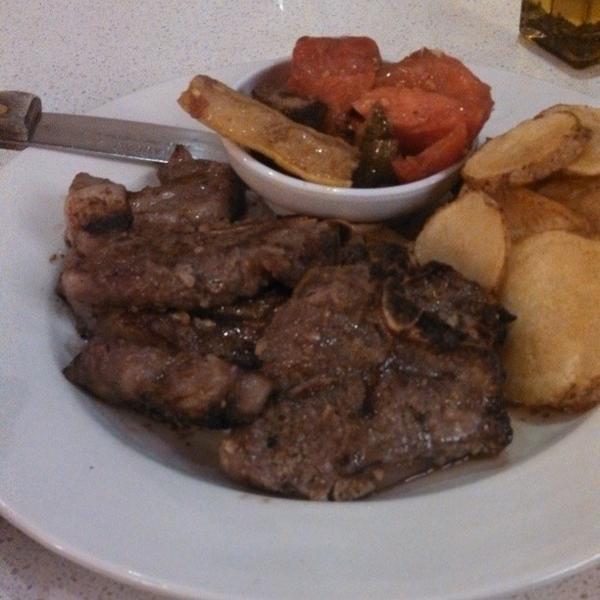 Grilled Lamb Chops (kastalata). « Back To Cedars Mediterranean Kitchen ...