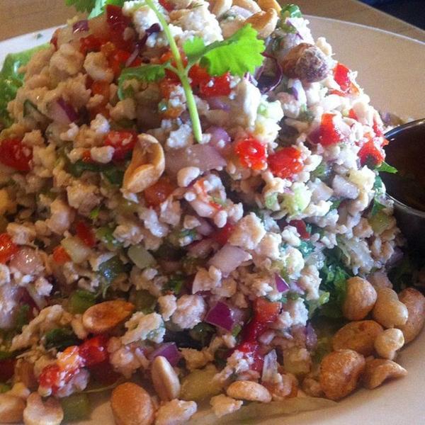 Evil Thai Princess Salad - M Street Kitchen, View Online Menu and ...