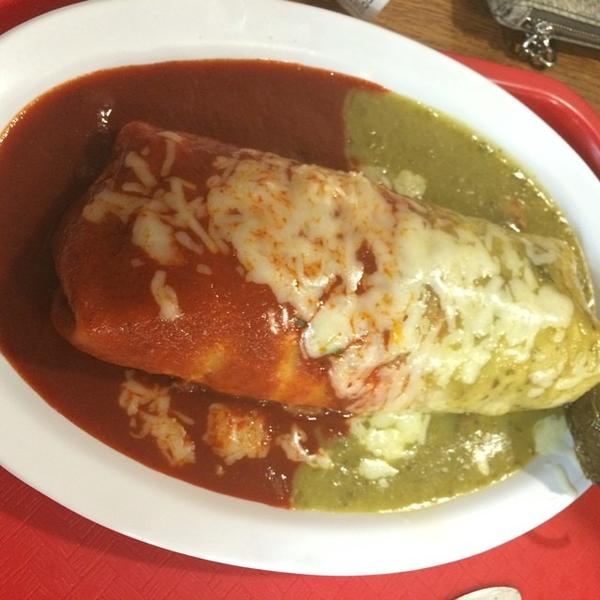 Wet Burrito Little Rodeo View Online Menu And Dish Photos At Zmenu