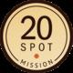 20-spot