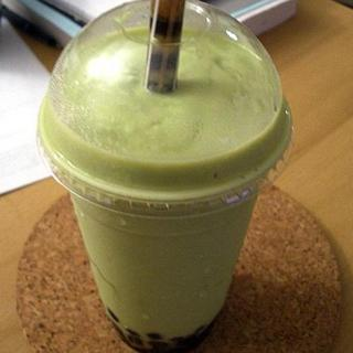 pearl-drinks---green-tea