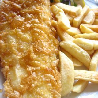 fish-&-chips