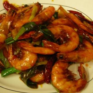 spicy-flavored-shrimp