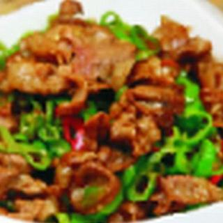 chongqing-fried-meat-w/vegetables