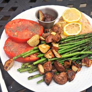 grilled-veggie-salmon
