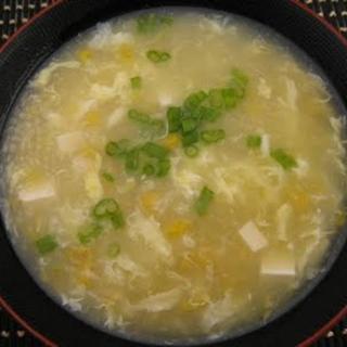 corn-and-tofu-soup