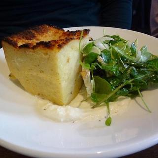 goat-cheese-bread-pudding