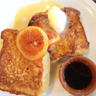 custard-french-toast