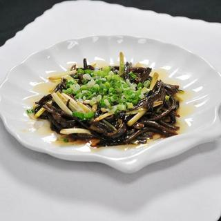 water-eel-w/-chives-in-brown-sauce