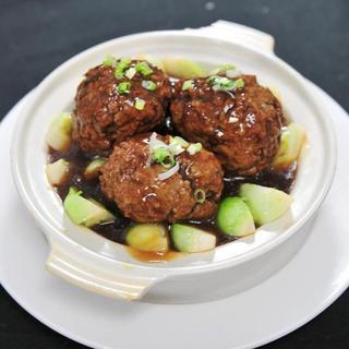shanghai-style-pork-meat-ball
