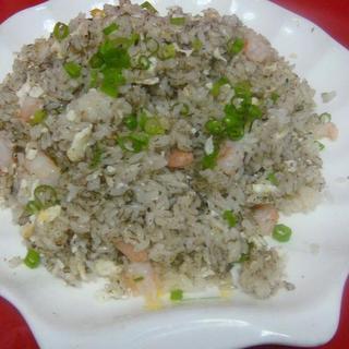 seaweed-&-prawn-fried-rice