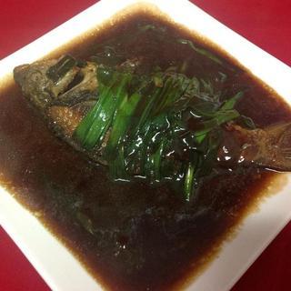braised-silver-carp-in-brown-sauce